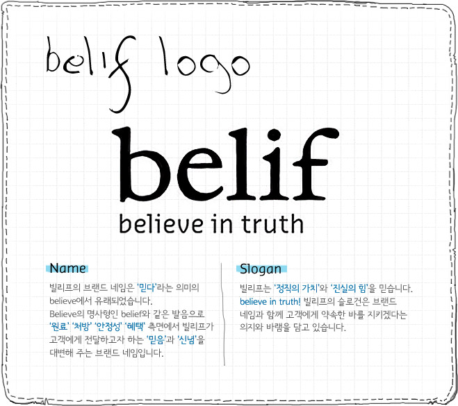 belif logo belif believe in truth